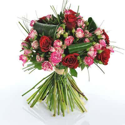 livraison bouquet roses fleuriste