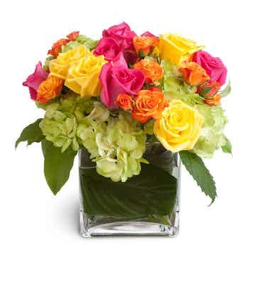 bouquet fleur livraison coloré